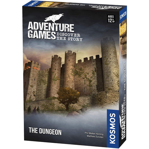 Adventure Games: The Dungeon-LVLUP GAMES