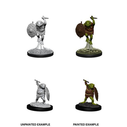 D&D Nolzur's Marvelous Miniatures: Bullywug-LVLUP GAMES
