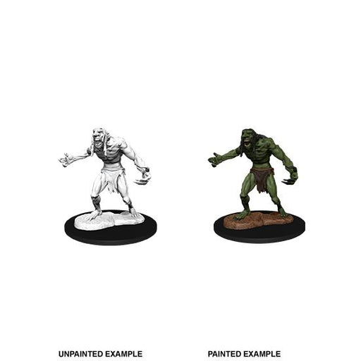 D&D Nolzur's Marvelous Miniatures: Raging Troll-LVLUP GAMES