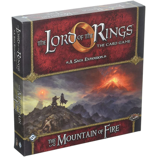 Lord Of The Rings Lcg: The Mountain Of Fire