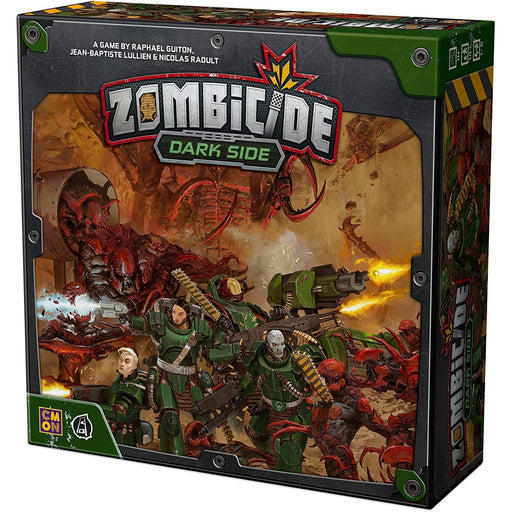 Zombicide: Dark Side-LVLUP GAMES