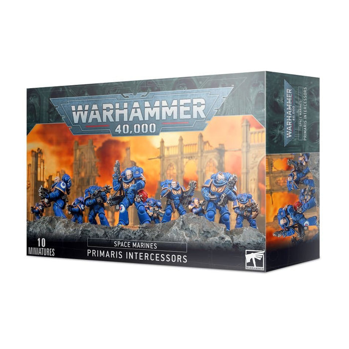 Warhammer 40K: Space Marines - Primaris Intercessors