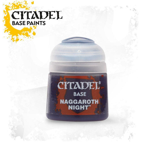 Citadel Paint: Base - Naggaroth Night-LVLUP GAMES