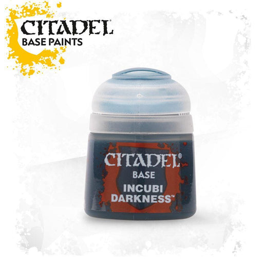 Citadel Paint: Base - Incubi Darkness-LVLUP GAMES