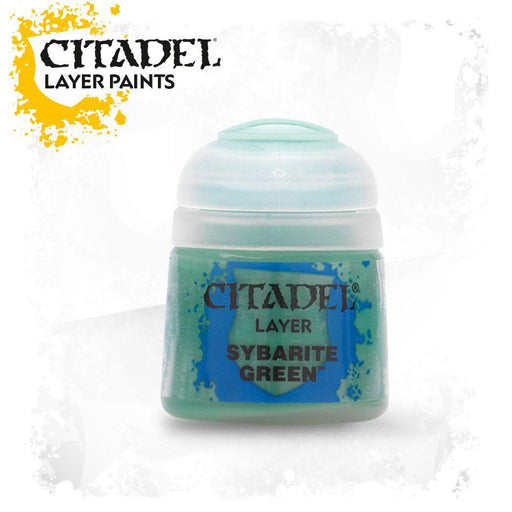 Citadel Paint: Layer - Sybarite Green-LVLUP GAMES