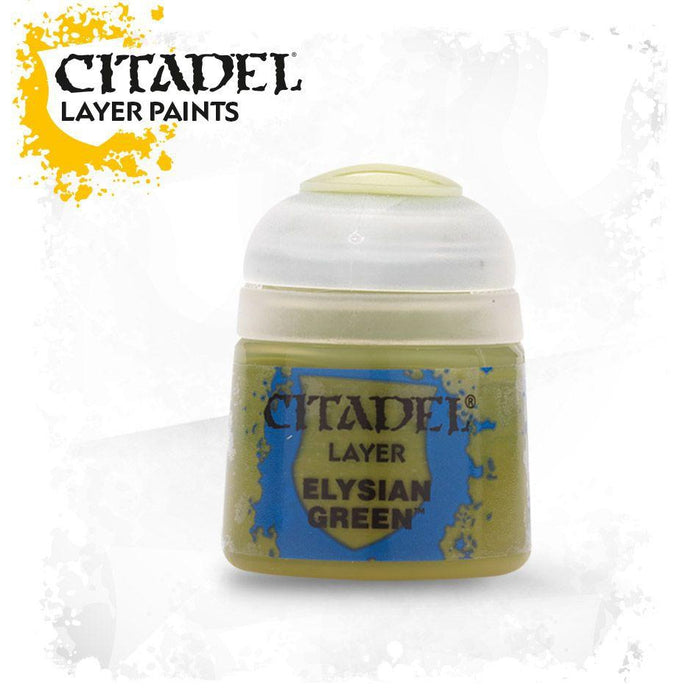 Citadel Paint: Layer - Elysian Green-LVLUP GAMES