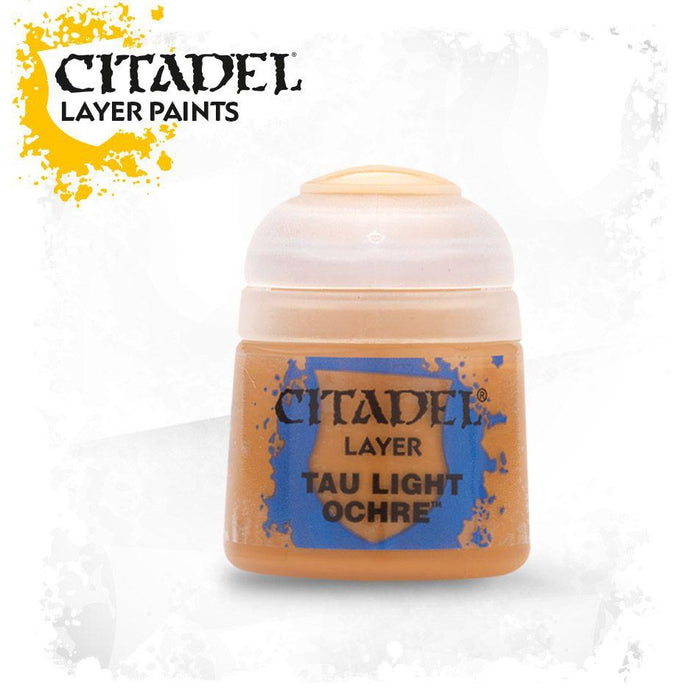 Citadel Paint: Layer - Tau Light Ochre-LVLUP GAMES