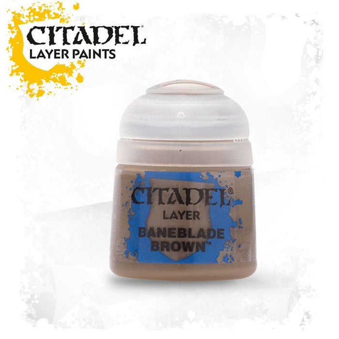 Citadel Paint: Layer - Baneblade Brown (12 ml)-LVLUP GAMES