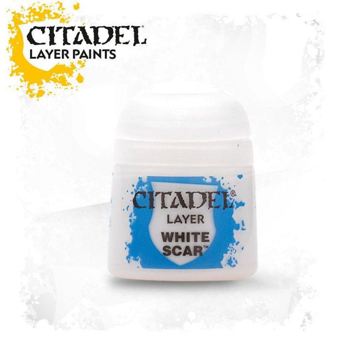 Citadel Paint: Layer - White Scar-LVLUP GAMES