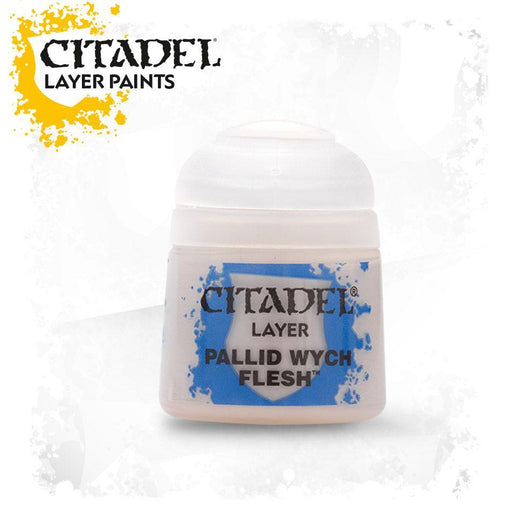 Citadel Paint: Layer - Pallid Wych Flesh-LVLUP GAMES