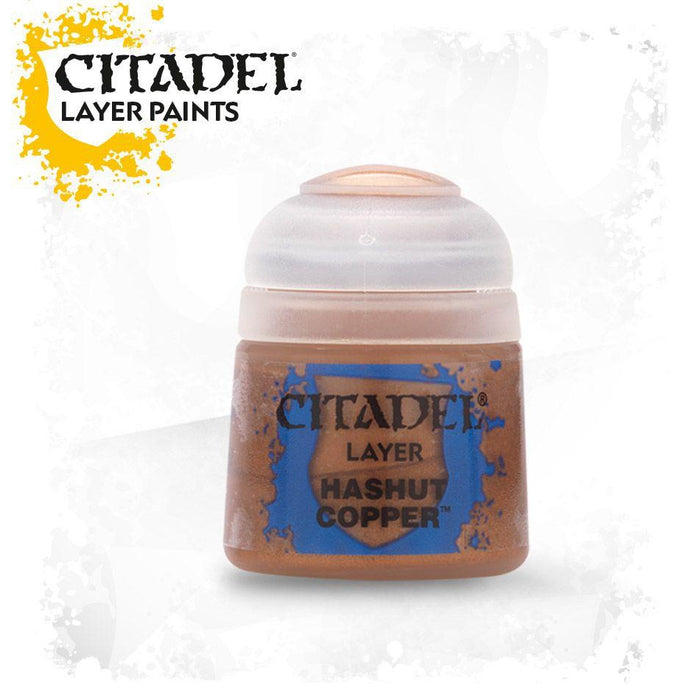 Citadel Paint: Layer - Hashut Copper-LVLUP GAMES