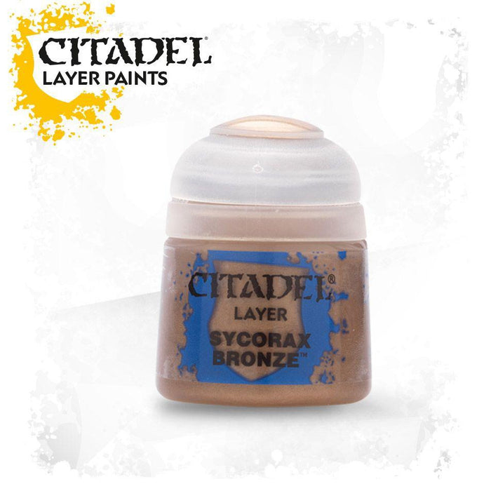 Citadel Paint: Layer - Sycorax Bronze-LVLUP GAMES