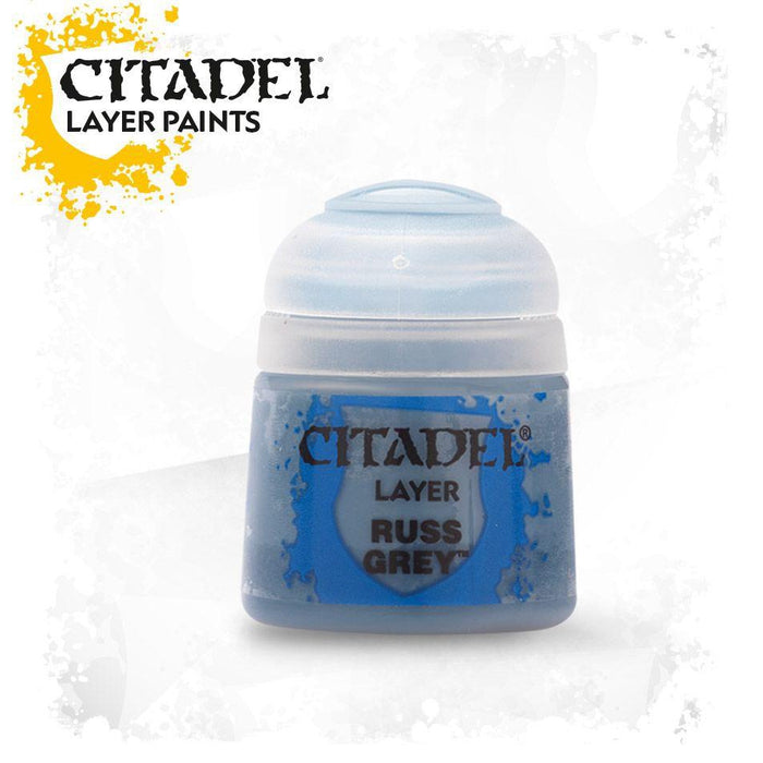 Citadel Paint: Layer - Russ Grey-LVLUP GAMES