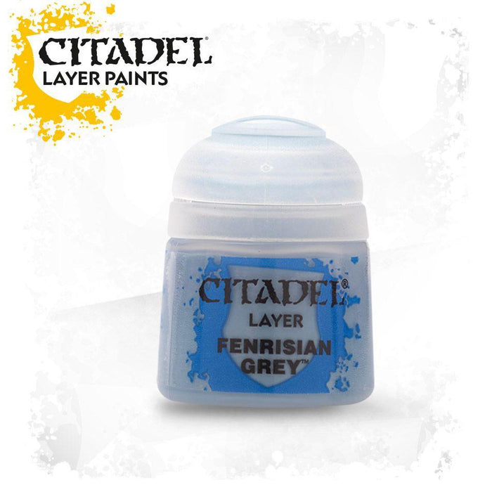 Citadel Paint: Layer - Fenrisian Grey-LVLUP GAMES