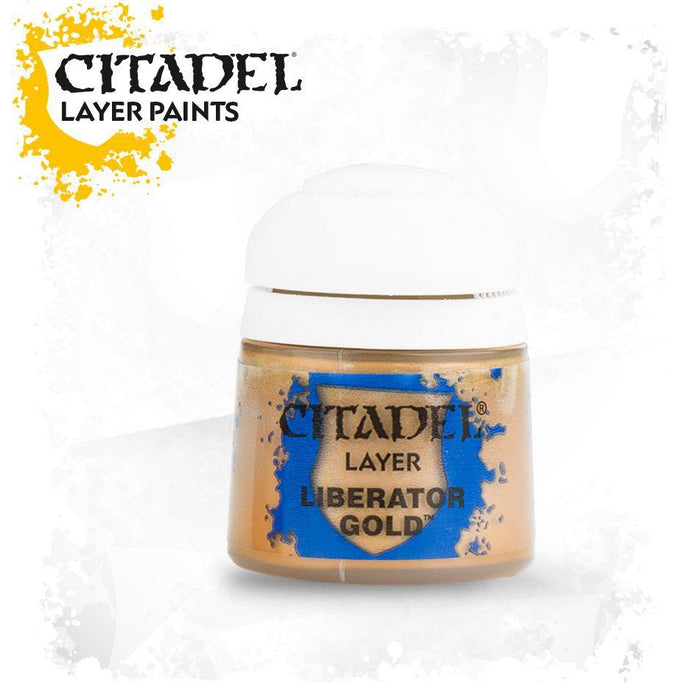 Citadel Paint: Layer - Liberator Gold-LVLUP GAMES