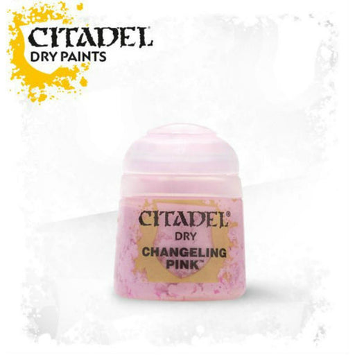 Citadel Paint: Dry - Changeling Pink-LVLUP GAMES