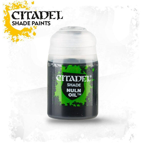 Citadel Paint: Shade - Nuln Oil (24 ml)-LVLUP GAMES