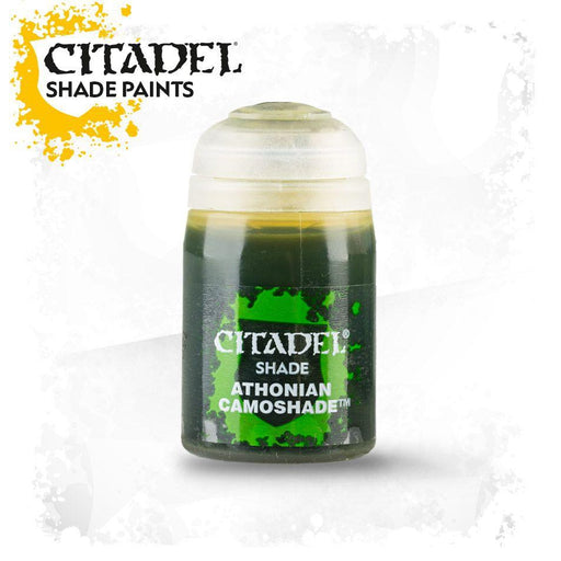 Citadel Paint: Shade - Athonian Camoshade (24 ml)-LVLUP GAMES