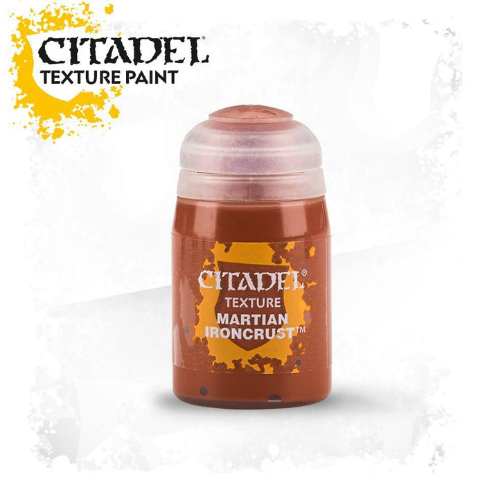 Citadel Paint: Texture - Martian Ironcrust (24 ml)-LVLUP GAMES