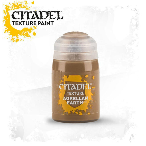 Citadel Paint: Texture - Agrellan Earth (24 ml)-LVLUP GAMES