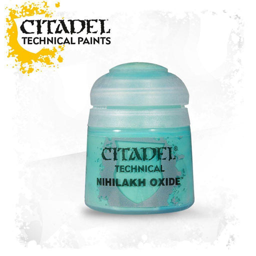 Citadel Paint: Technical - Nihilakh Oxide-LVLUP GAMES
