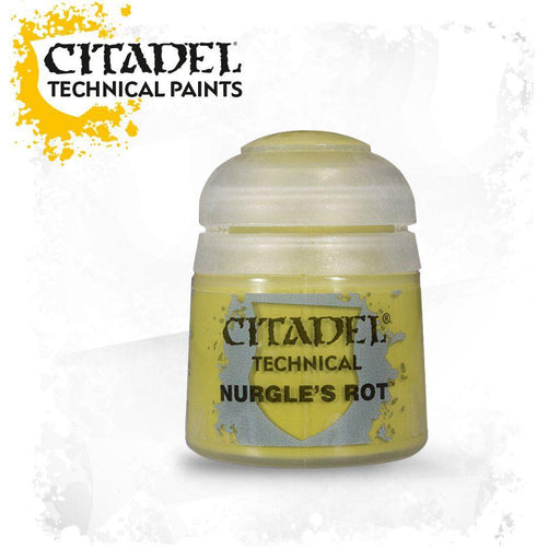 Citadel Paint: Technical - Nurgles Rot-LVLUP GAMES
