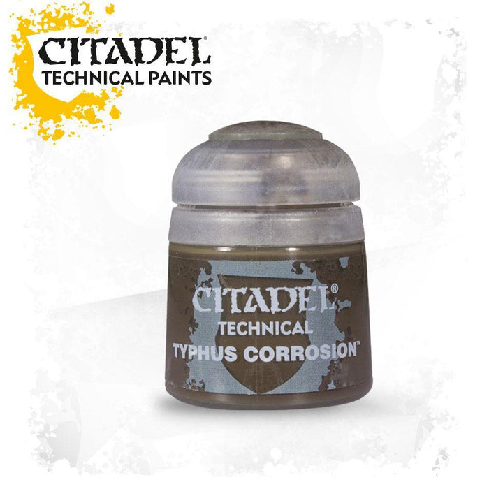 Citadel Paint: Technical - Typhus Corrosion-LVLUP GAMES