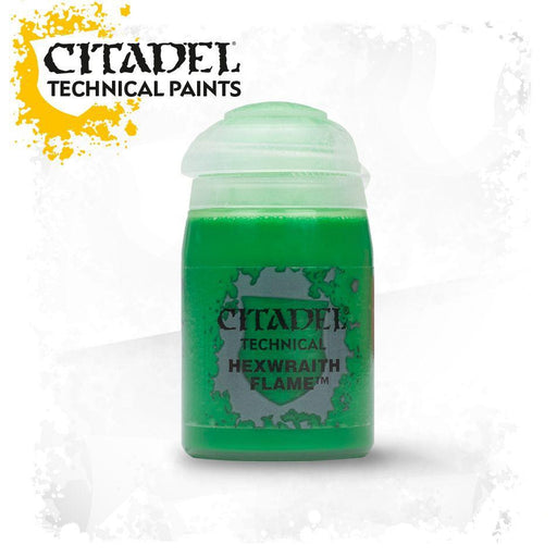 Citadel Paint: Technical - Hexwraith Flame (24 ml)-LVLUP GAMES