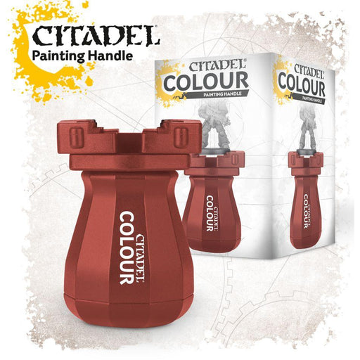 Citadel Painting Handle - Red-LVLUP GAMES