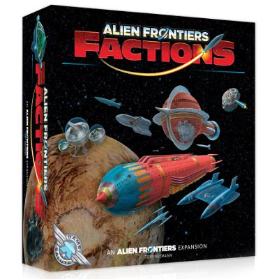 Alien Frontiers: Factions-LVLUP GAMES