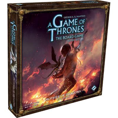 A Game of Thrones: The Board Game (Second Edition) - Mother of Dragons-LVLUP GAMES