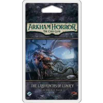 Arkham Horror LCG: The Labyrinths of Lunacy-LVLUP GAMES