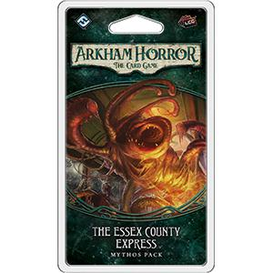 Arkham Horror LCG: The Essex County Express-LVLUP GAMES