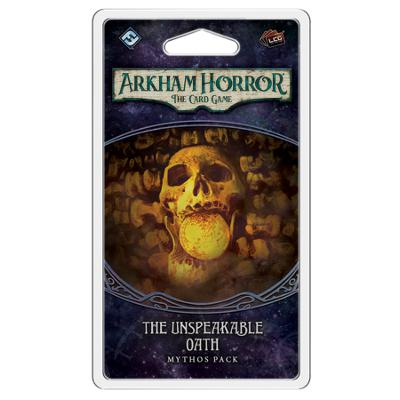 Arkham Horror LCG: The Unspeakable Oath-LVLUP GAMES