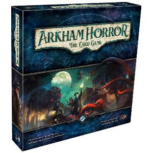 Arkham Horror: The Card Game-LVLUP GAMES