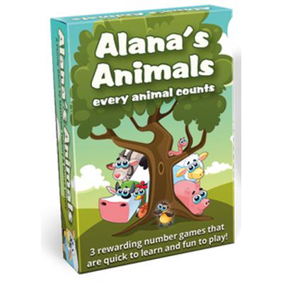 Alana's Animals-LVLUP GAMES