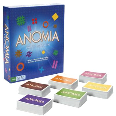 Anomia: Party Edition-LVLUP GAMES