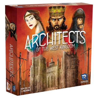 Architects of the West Kingdom-LVLUP GAMES