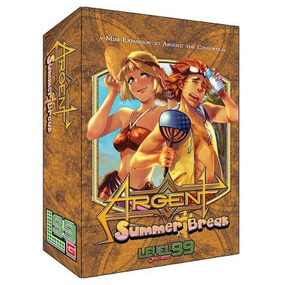 Argent: Summer Break (Second Edition)-LVLUP GAMES