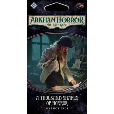 Arkham Horror LCG: A Thousand Shapes of Horror-LVLUP GAMES