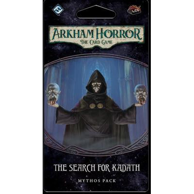Arkham Horror LCG: The Search for Kadath-LVLUP GAMES
