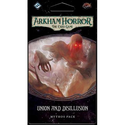 Arkham Horror LCG: Union and Disillusion-LVLUP GAMES