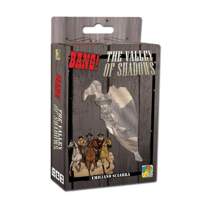 BANG! The Valley of Shadows-LVLUP GAMES