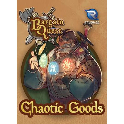 Bargain Quest: Chaotic Goods-LVLUP GAMES