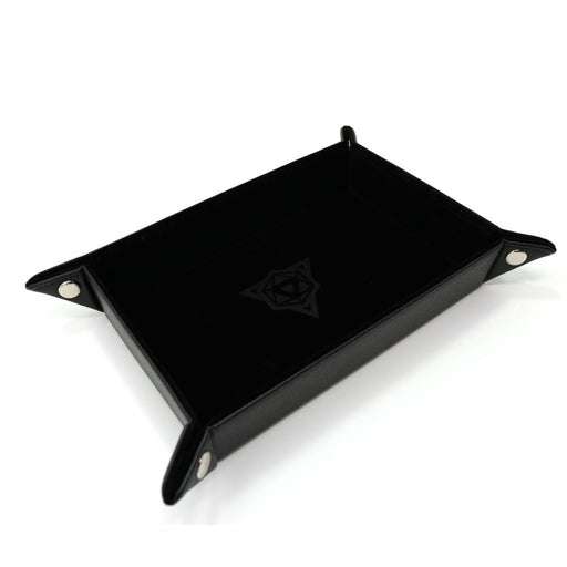 Die Hard: Folding Rectangle Velvet Tray-Black Velvet-LVLUP GAMES