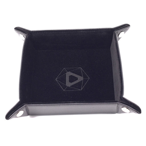 Die Hard: Folding Square Velvet Tray-Black Velvet-LVLUP GAMES