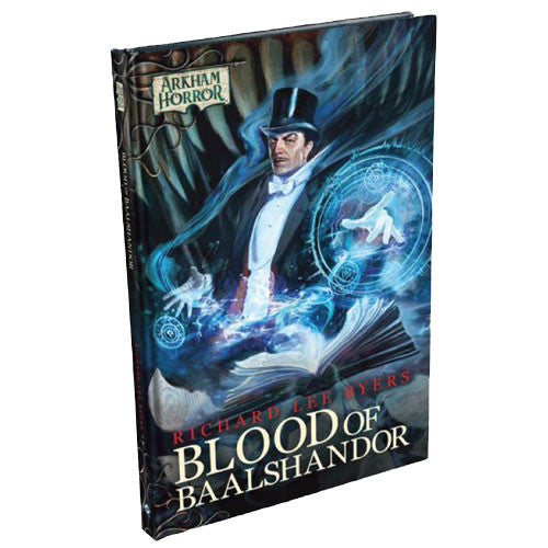 Blood of Baalshandor-LVLUP GAMES