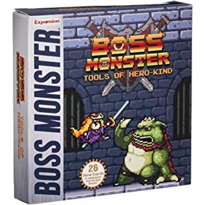 Boss Monster: Tools of Hero-Kind-LVLUP GAMES