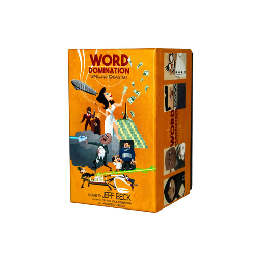 Word Domination (PICKUP/LOCAL DELIVERY ONLY)-LVLUP GAMES