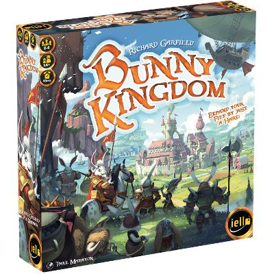 Bunny Kingdom-LVLUP GAMES